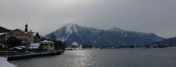 Tegernsee is one of Lugares favoritos de Sayed.