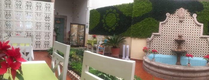 Hotel Casa José María is one of Lugares favoritos de Adrián.
