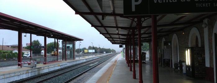 Estación de Ronda is one of Places I've been.