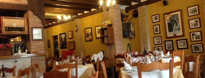 Restaurante Puerta Grande is one of Испания.