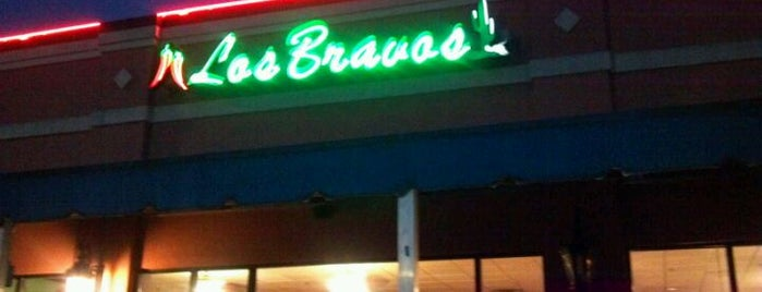 Los Bravos - North Decatur is one of Favorite Restaurants.
