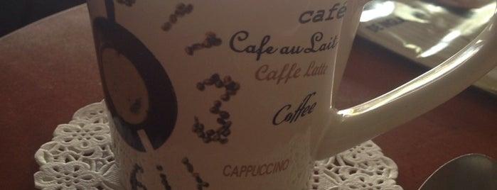 Cavi Coffee is one of Sebastian : понравившиеся места.