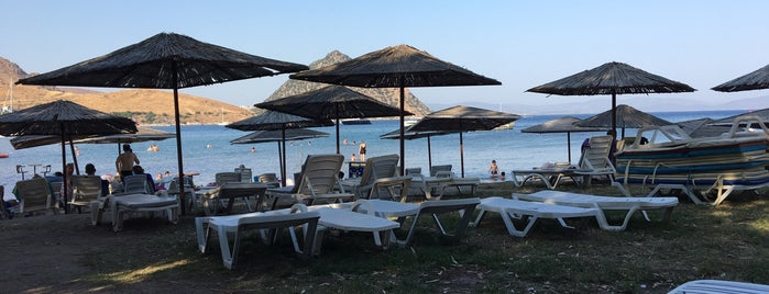 La BREZZA Beach is one of Bodrum.