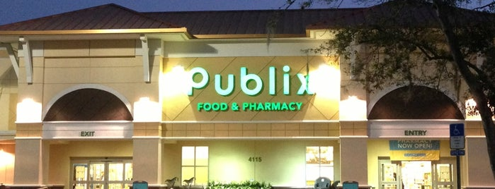 Publix is one of Newberry, FL.