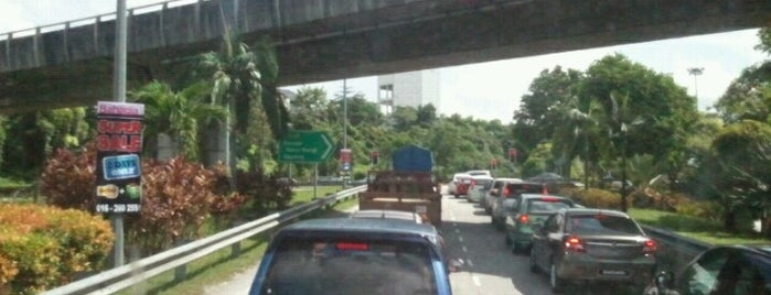 Ramp To Bangi - Putrajaya/Serdang/KL is one of b.