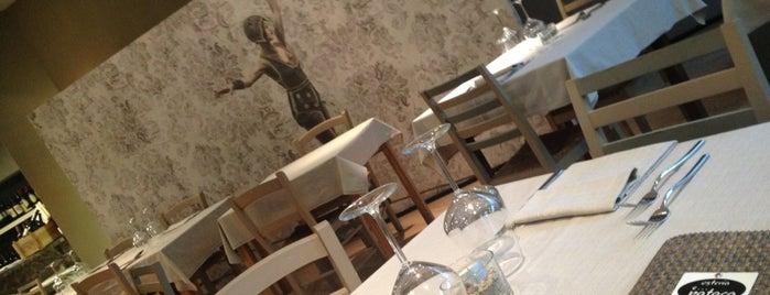 osteria e..... pataca is one of Posti che sono piaciuti a Patrizia Diamante.