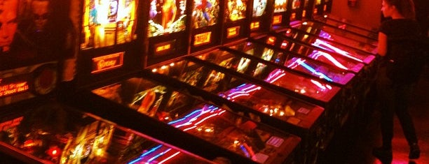 Family Amusement Arcade is one of Pinball Destinations.