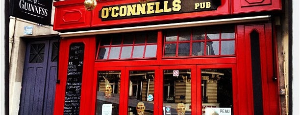 O'Connells Oberkampf is one of Pinkyeah 님이 좋아한 장소.