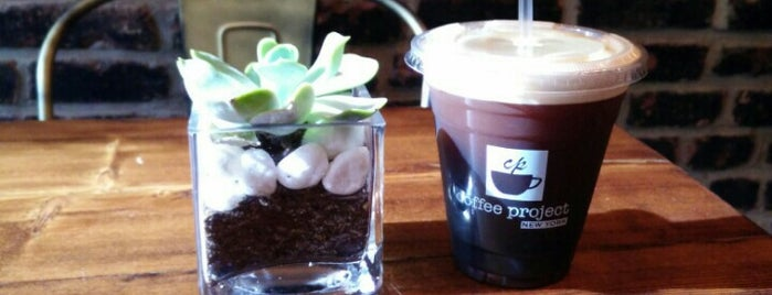 Coffee Project is one of coffee.