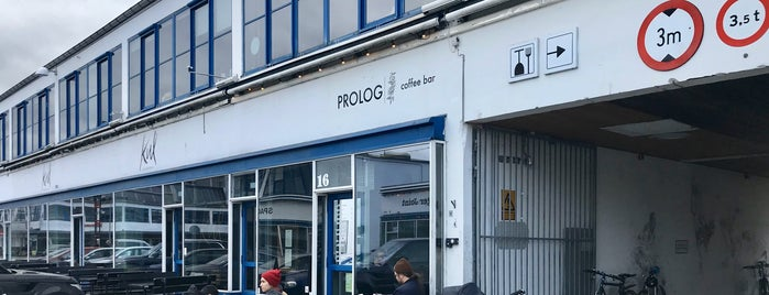 Prolog Coffee Bar is one of Denmark.