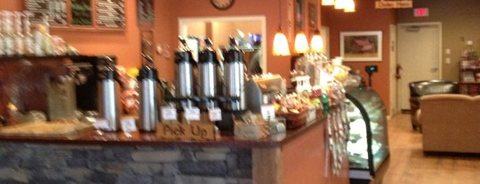 Mountain Grounds Coffee and Tea Co is one of Banner Elk and Boone.