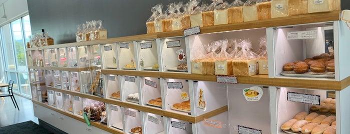 Oyatsupan Bakers is one of ben: сохраненные места.