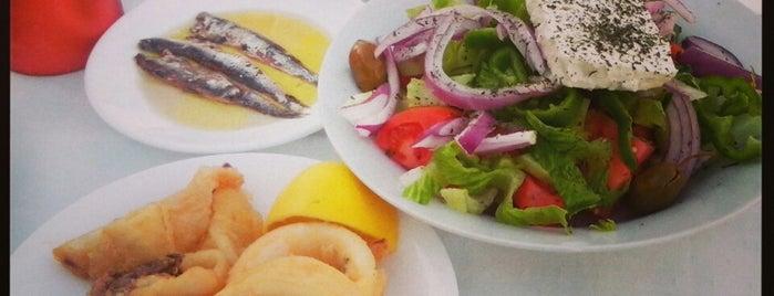 Το Νησάκι is one of Food.