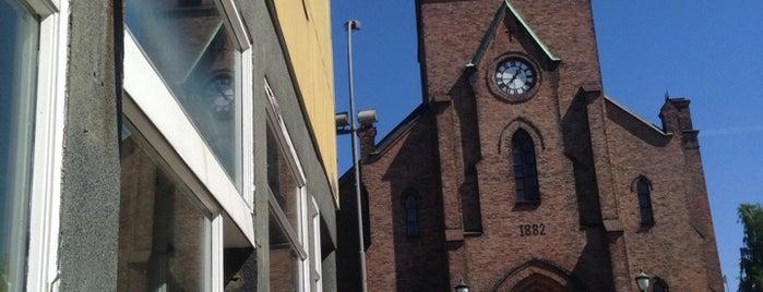 Javelin Coffee & Tea is one of Oslo 🇳🇴.