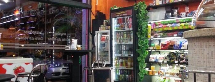 Cyber Cafe Da Mata is one of Cafés.