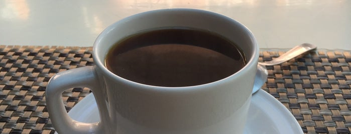 Terraza Caffé is one of Lugares favoritos de Oscar.