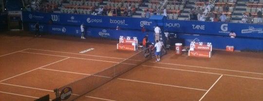 Abierto Mexicano de Tenis is one of Miriam'ın Beğendiği Mekanlar.