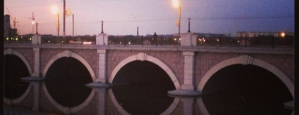 Троицкий мост is one of Челябинск.
