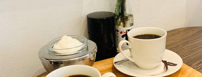Okada Coffee & Sweets is one of Need to try.