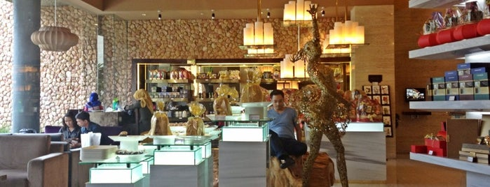 The Harvest - Patissier & Chocolatier is one of !Jakarta?.