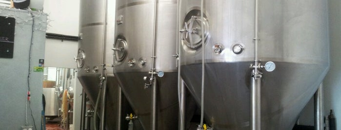 Strand Brewing is one of Breweries - Southern CA.