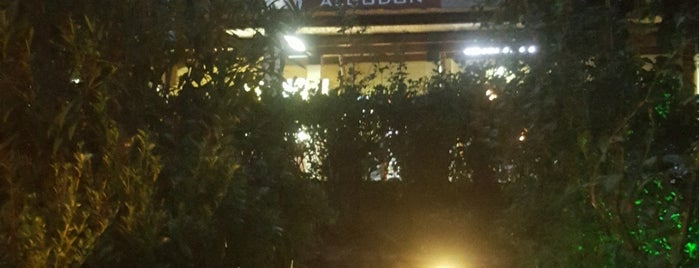 Pamukspor Tenis Cafe is one of Tempat yang Disukai Cigdem.