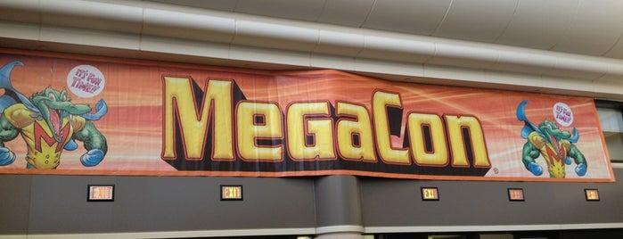 MegaCon 2013 is one of Taryn : понравившиеся места.