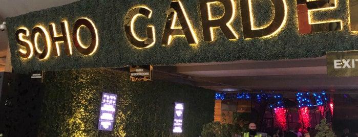 Soho Garden is one of Dubai +1.