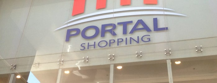 Portal Shopping is one of Pontos Turisticos Essenciais Goiania.