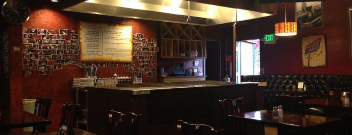 Grill Em Steak House & Sports Bar is one of Food.