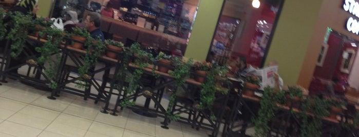 Starbucks is one of Abu Dhabi & Dubai, United Arab emirates.