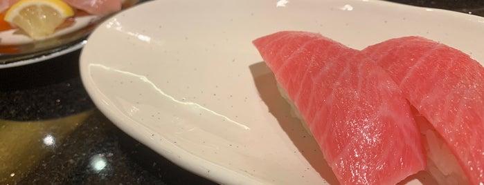 金沢まいもん寿司 is one of Shigeoさんのお気に入りスポット.