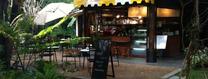 Lhong-Pa is one of เชียงใหม่_3_Coffee.