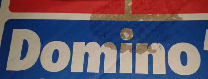 Domino's Pizza is one of Gespeicherte Orte von N..
