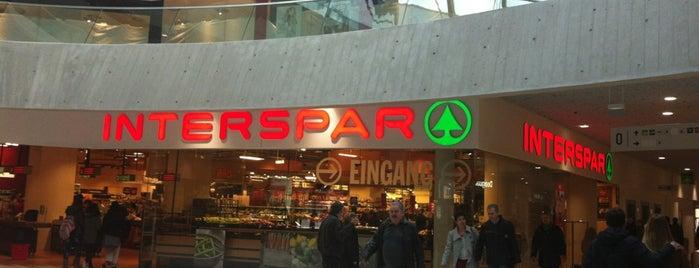 Interspar is one of Tempat yang Disukai Mario.