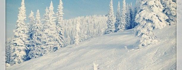 Steamboat Resort is one of ski bumming.