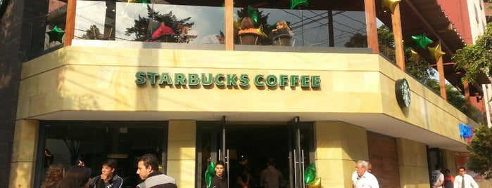 Starbucks is one of Must!.