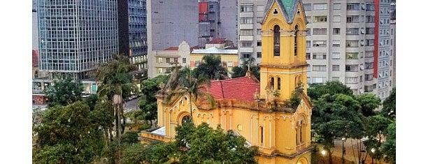 Largo do Paissandu is one of Guilherme'nin Beğendiği Mekanlar.