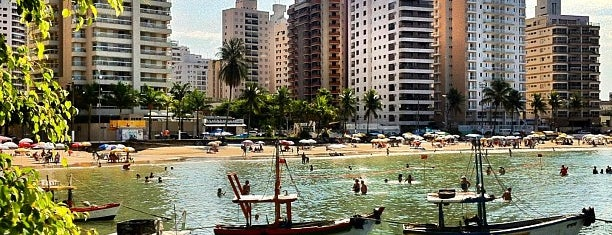 Praia das Astúrias is one of Praias Preferidas.