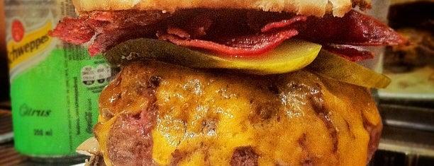 Z Deli Sandwich Shop is one of Great Burgers in SP.