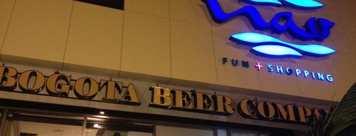 Bogotá Beer Company Cartagena is one of Cartagenias.
