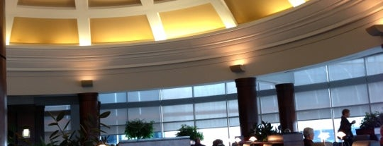 Admirals Club is one of Lugares favoritos de Chris.