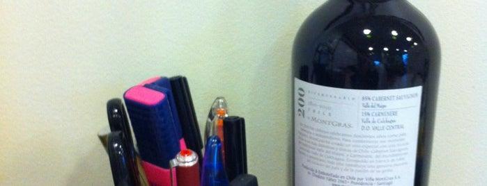 Viña MontGras is one of Wines.