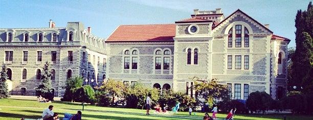 Boğaziçi Üniversitesi Güney Kampüsü is one of Istanbul.