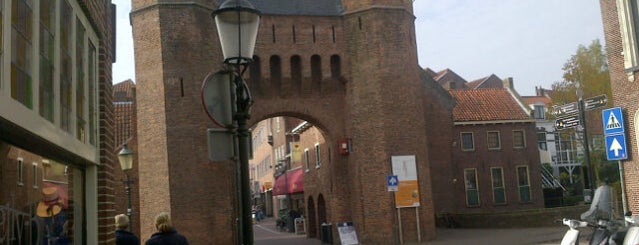 Amersfoort is one of Bart's Liked Places.