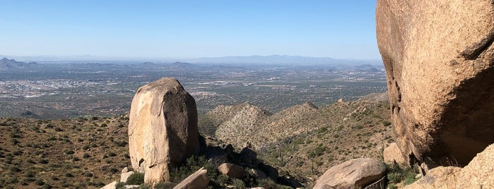 Tom's Thumb Lookout - EMTL3 is one of ARIZONA\NEW MEXICO_ME List.