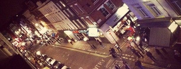 Soho House is one of Kim's London Favs & Wishlist.