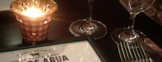Ojo De Agua is one of Hotspots Hessen | Restaurants & Bars | in/um FFM.