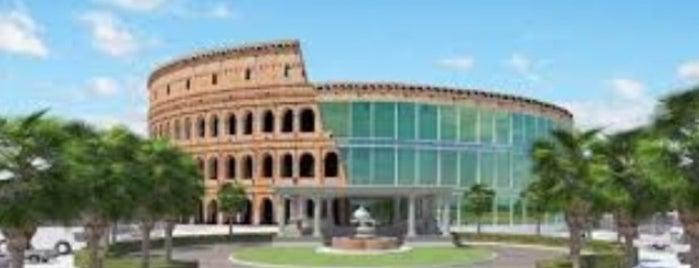 Colosseum Show Pattaya is one of Lugares favoritos de Путеводная.