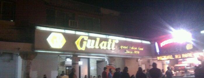 Gulati Restaurant is one of India.